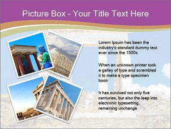 Greek Temple Ruins PowerPoint Template - Slide 23