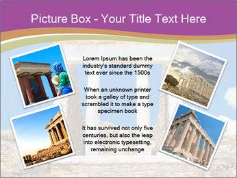 Greek Temple Ruins PowerPoint Template - Slide 24