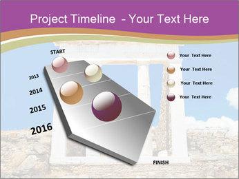 Greek Temple Ruins PowerPoint Template - Slide 26