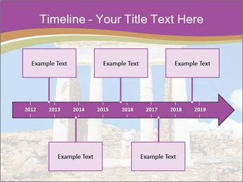 Greek Temple Ruins PowerPoint Template - Slide 28