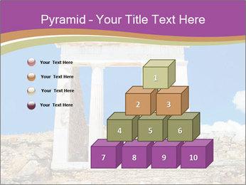 Greek Temple Ruins PowerPoint Template - Slide 31