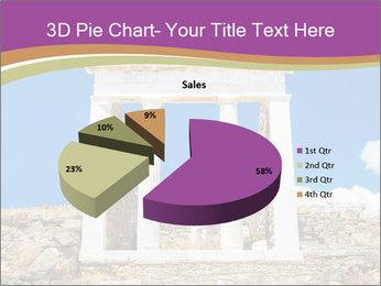 Greek Temple Ruins PowerPoint Template - Slide 35