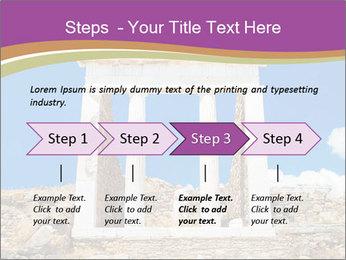 Greek Temple Ruins PowerPoint Template - Slide 4