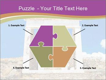 Greek Temple Ruins PowerPoint Template - Slide 40