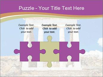 Greek Temple Ruins PowerPoint Template - Slide 42
