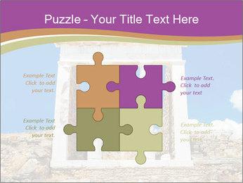 Greek Temple Ruins PowerPoint Template - Slide 43