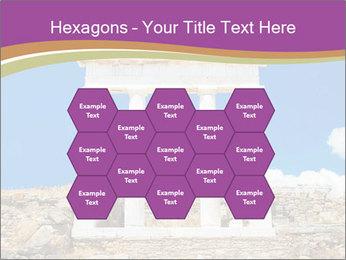 Greek Temple Ruins PowerPoint Template - Slide 44
