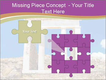 Greek Temple Ruins PowerPoint Template - Slide 45