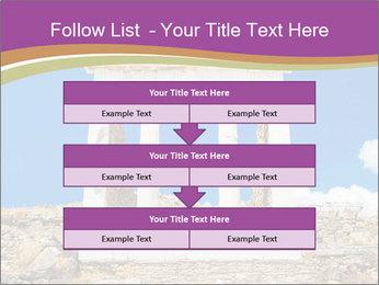 Greek Temple Ruins PowerPoint Template - Slide 60