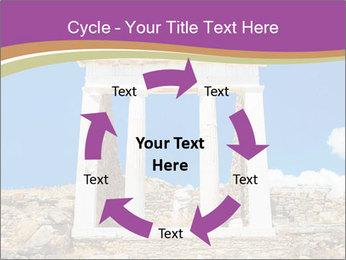 Greek Temple Ruins PowerPoint Template - Slide 62