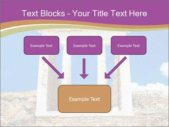 Greek Temple Ruins PowerPoint Template - Slide 70