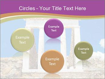 Greek Temple Ruins PowerPoint Template - Slide 77