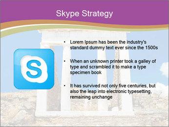 Greek Temple Ruins PowerPoint Template - Slide 8