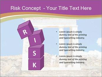 Greek Temple Ruins PowerPoint Template - Slide 81