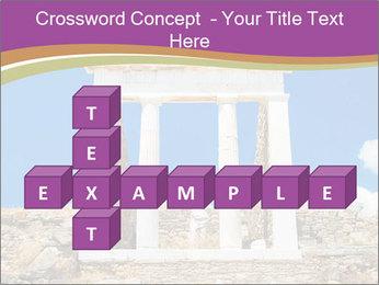 Greek Temple Ruins PowerPoint Template - Slide 82
