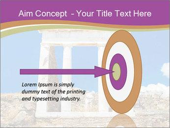 Greek Temple Ruins PowerPoint Template - Slide 83
