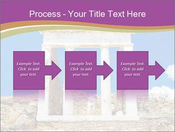 Greek Temple Ruins PowerPoint Template - Slide 88