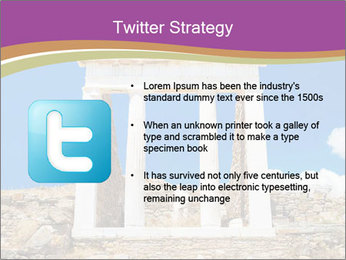 Greek Temple Ruins PowerPoint Template - Slide 9