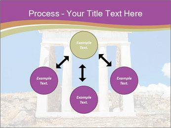 Greek Temple Ruins PowerPoint Template - Slide 91