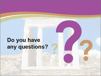 Greek Temple Ruins PowerPoint Template - Slide 96