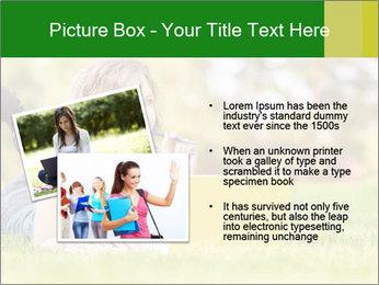 Woman lies PowerPoint Templates - Slide 20
