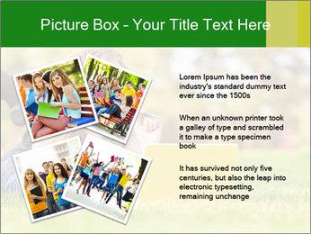 Woman lies PowerPoint Templates - Slide 23
