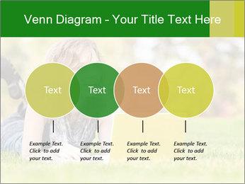 Woman lies PowerPoint Templates - Slide 32