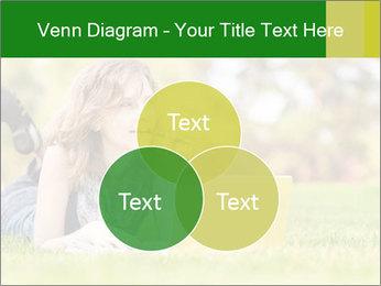 Woman lies PowerPoint Templates - Slide 33