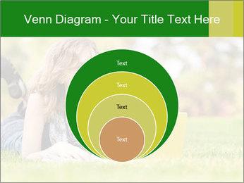 Woman lies PowerPoint Templates - Slide 34