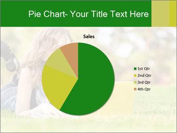 Woman lies PowerPoint Templates - Slide 36