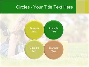 Woman lies PowerPoint Templates - Slide 38