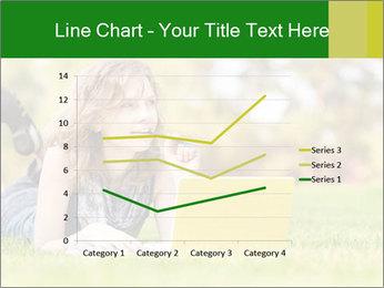 Woman lies PowerPoint Templates - Slide 54