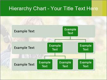 Woman lies PowerPoint Templates - Slide 67