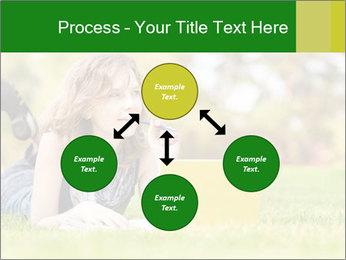 Woman lies PowerPoint Templates - Slide 91