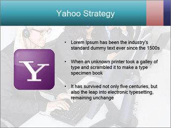 Customer service people PowerPoint Template - Slide 11