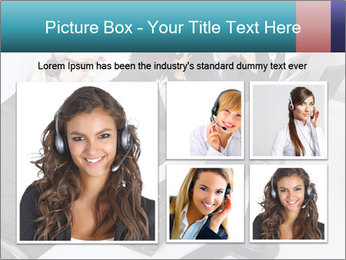 Customer service people PowerPoint Templates - Slide 19