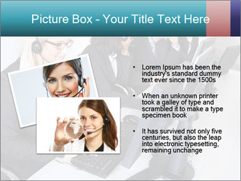 Customer service people PowerPoint Templates - Slide 20