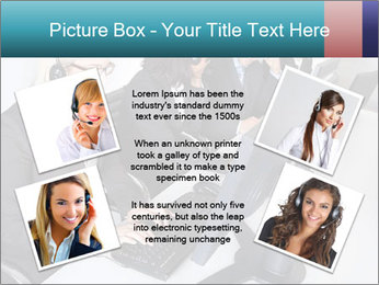 Customer service people PowerPoint Templates - Slide 24