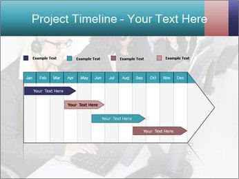 Customer service people PowerPoint Template - Slide 25
