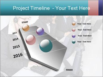 Customer service people PowerPoint Template - Slide 26