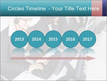Customer service people PowerPoint Template - Slide 29