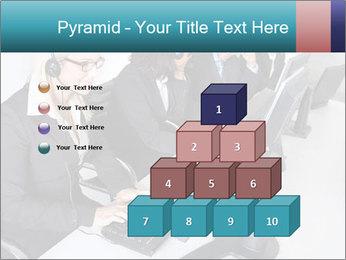 Customer service people PowerPoint Template - Slide 31