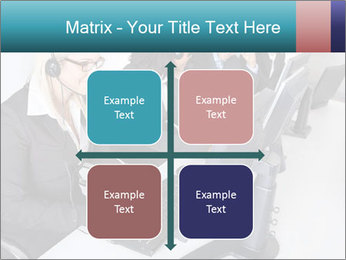 Customer service people PowerPoint Template - Slide 37