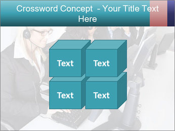 Customer service people PowerPoint Template - Slide 39