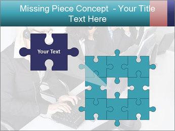 Customer service people PowerPoint Template - Slide 45