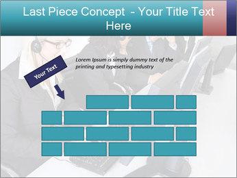 Customer service people PowerPoint Template - Slide 46