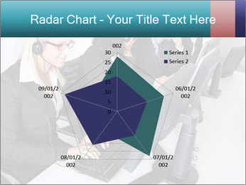 Customer service people PowerPoint Template - Slide 51