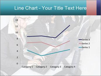 Customer service people PowerPoint Template - Slide 54