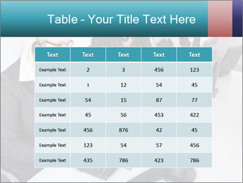 Customer service people PowerPoint Template - Slide 55