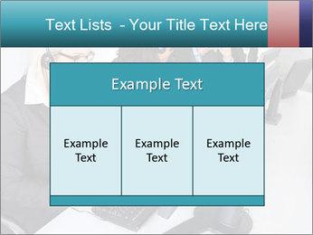 Customer service people PowerPoint Template - Slide 59